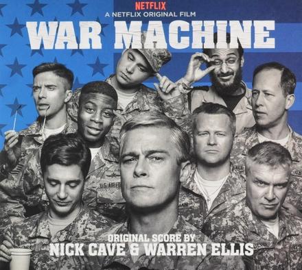 War machine : a Netflix original film
