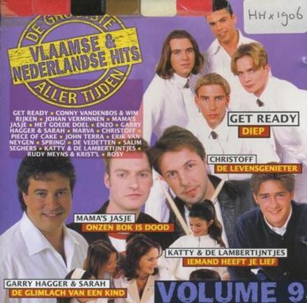 De grootste Vlaamse en Nederlandse hits aller tijden. Vol. 9