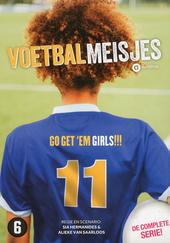 Voetbalmeisjes : de complete serie!