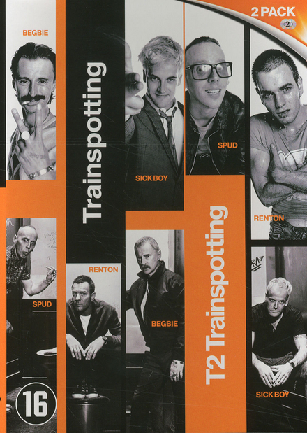 Trainspotting ; T2 Trainspotting