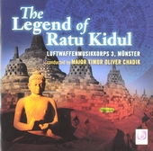The legend of Ratu Kidul