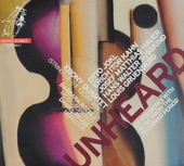 Unheard : cd premieres with music from the interwar periode