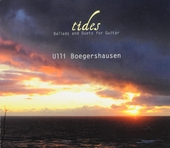 Tides : Ballads and duets for guitar