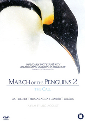 March of the penguins. 2, The call