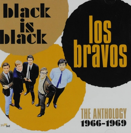 Black is black : the anthology 1966-1969