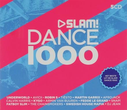 Slam! dance 1000 : Het beste uit de Slam! dance 1000