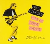 Let's be combe avenue : Demos, 1972