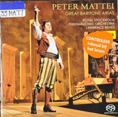 Great baritone arias