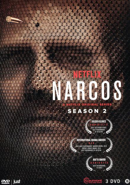 Narcos. Season 2