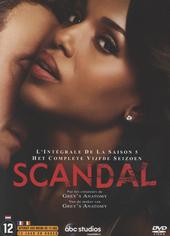 Scandal. Het complete vijfde seizoen