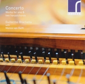 Concerto : works for one & two harpsichords