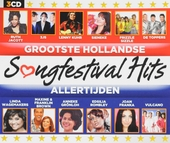 Grootste Hollandse songfestival hits allertijden
