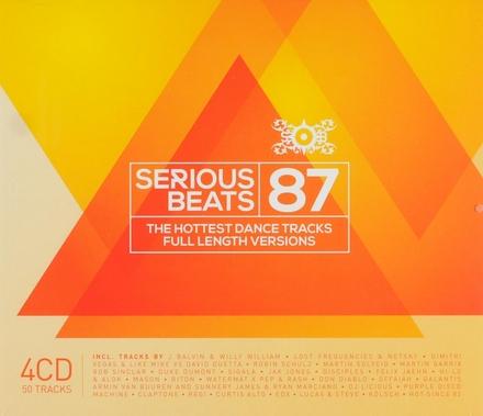 Serious beats. Vol. 87