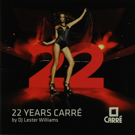 22 years Carré