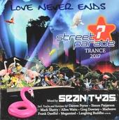 Street parade : Trance 2017