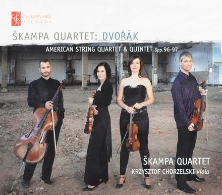 American string quartet & Quintet op.96-97