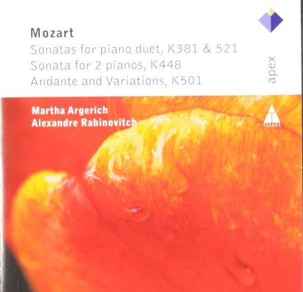 Sonata for 2 pianos, K448