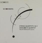 String quartets nos 2 & 4