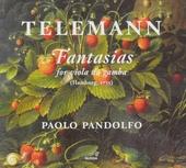 Fantasias for viola da gamba (Hamburg 1735)