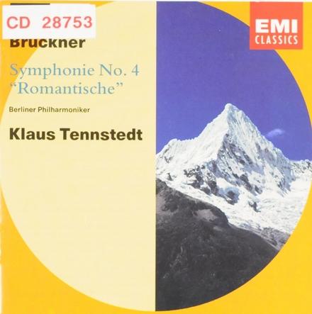 """Symphony no.4 in E flat """"Romantic"""""""