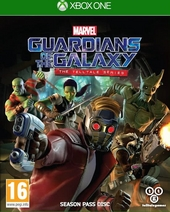 Guardians of the galaxy : the telltale series
