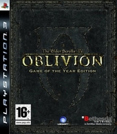 The Elder Scrolls : game of the year edition. IV, Oblivion