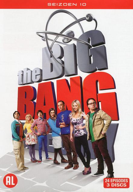 The big bang theory. Seizoen 10