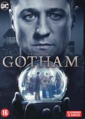 Gotham. Seizoen 3