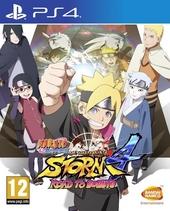 Naruto Shippuden : ultimate ninja storm : road to Boruto