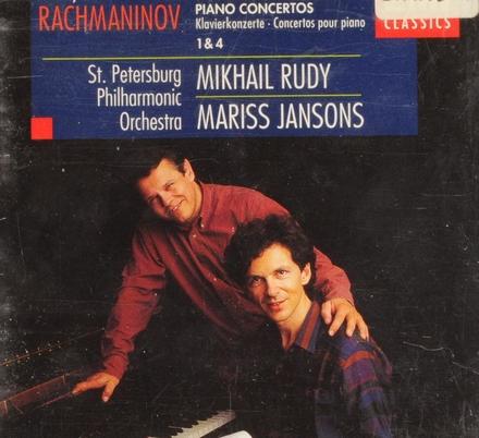 Piano concertos no.1 & no.4