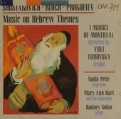 Music on Hebrew themes