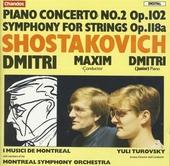 Piano concerto no.2 in F major op.102
