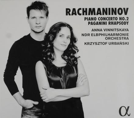 Piano concerto no.2 ; Paganini rhapsody