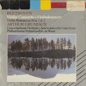Violin concerto in D, op. 61