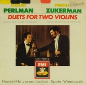 Duets for two violins