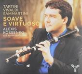 Soave e virtuoso : Tartini, Vivaldi, Sammartini