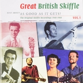 Great British skiffle : Just about as good as it gets! 1948-1960. vol.5
