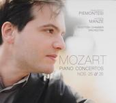 Piano concertos no.25 & 26