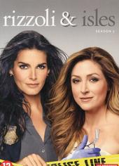 Rizzoli & Isles. Season 7