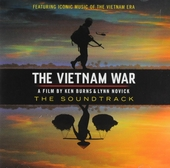 The Vietnam war : the soundtrack [and] iconic music of the Vietnam era