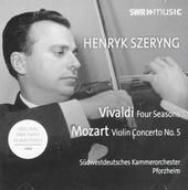 Henryk Szeryng plays Vivaldi & Mozart