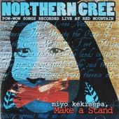 Mîyo kekisepa, make a stand : Pow-wow songs recorded live at Red Mountain