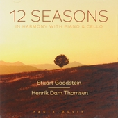 12 seasons : in harmony with piano & cello