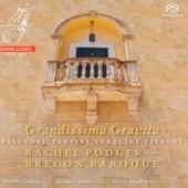 Grandissima gravita : violin sonatas by Pisendel, Tartini, Veracini & Vivaldi