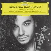 Violin concerto . Rococo variations
