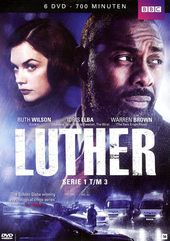 Luther. Serie 1 t/m 3