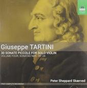 30 sonate piccole, volume four : Sonatas nos.19-24. vol.4