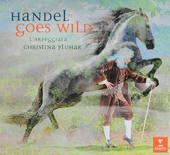 Handel goes wild : improvisations on G.F. Händel