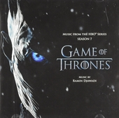 Game of thrones : music from the HBO series. Season 7
