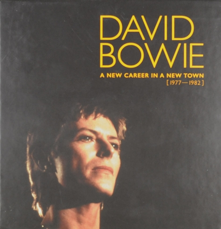 A new career in a new town 1977-1982